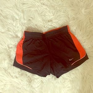 Nike Air Dri Fit Black And Red Shorts Size XS